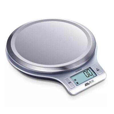 香山电子秤EK813电子厨房秤 0.1克度食物秤烘焙秤中药秤高精度电子秤 带体积转换功能承重范围:0.2g-3000g