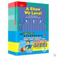 美国加州少儿英语分级阅读3-4-5-6岁幼儿童英语启蒙绘本教材分级阅读大小中班幼儿园宝宝入门学英语小学生一年级启蒙早教