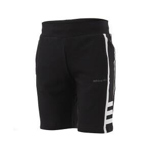 阿迪达斯NEO2017新款男运动短裤BQ0492
