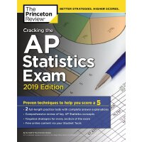 英文原版 Princeton Review 攻克AP考试2019版 统计学 Cracking the AP Stati