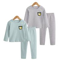 男童内衣套装2020新款宝宝睡衣婴儿童秋男孩保暖