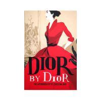 英文原版 V-A 时尚透视系列:Dior by Dior 迪奥传记 迪奥笔记