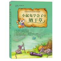 西风妈妈和小动物们的故事・小鼠兔学会了晒干草