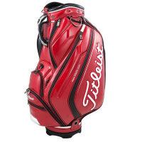 高尔夫球包 漆皮亮皮防水球袋 标准球杆包 红色TB5CT511-6