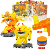 儿童变形机器人玩具果宝特攻4铠铠之魂翻滚吧系列国宝特工