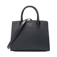 【网易考拉】PRADA 普拉达 女士 皮革肩带手提包