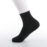 男士棉袜力中筒袜 防臭吸汗袜 春夏男士袜 均码