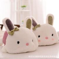 可爱兔子 趴趴兔毛绒玩具 咪咪兔卡通多种颜色 生日礼物