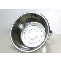 圆形不锈钢大盆加厚和面盆家用洗菜洗脸盆洗衣宝宝洗澡大盆子