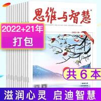 【共13本打包】思维与智慧杂志2020年3/4/7/8/14/16//17/18/19/20/21/22/23期 非合订