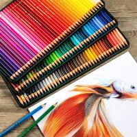 德国辉柏嘉72色水溶彩铅36色绘画学生用红盒油性彩铅网彩色铅笔红辉款48色水溶性彩铅笔专业手绘