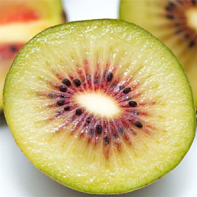 【包邮】新鲜红心猕猴桃奇异果当季水果30粒装(单果80-90g)红心果肉,口感清爽,细嫩多汁