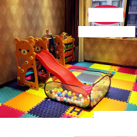 加厚爬行垫大片60卧室拼图婴儿游戏垫学校爬爬垫 +边