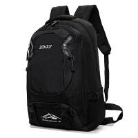户外超轻大容量背包旅行防水登山包女运动书包双肩包男25L45L