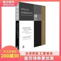 【善本官方正版】新版 Visual Harmony 比例之美 英文进口平面设计书籍