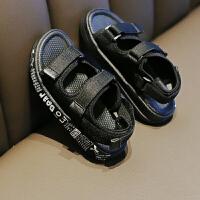 男童鞋子儿童沙滩鞋夏季小孩女童防滑凉拖中大童男孩拖鞋