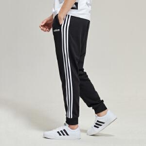 adidas阿迪达斯男子运动长裤细绒保暖休闲运动服BK7422