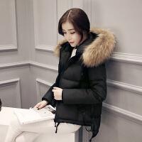 羽绒服短款女时尚宽松韩版新款小款学生甜美百搭可爱潮