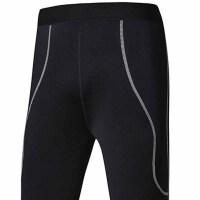 女式弹力紧身运动打底裤修身显瘦休闲五分裤健身运动瑜伽裤女新款