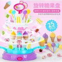 儿童玩具女孩仿真手推2冰淇淋4糖果车3-6周岁8宝宝礼物过家家女童