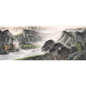 康如泰《一帆风顺》TBDD1806810