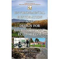 【预订】Environmental Restoration and Design for Recreation and
