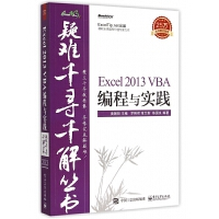 Excel2013VBA编程与实践/疑难千寻千解丛书