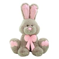 毛绒玩具布娃娃邦尼兔丑萌公仔女生日长耳朵兔大号玩偶小兔子