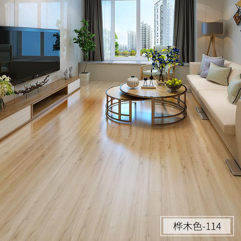 免安装锁扣石塑PVC地板革塑料地板胶地板纸家用加厚耐磨防水地板 发货周期:一般在付款后2-90天左右发货,具体发货时间请以与客服协商的时间为准