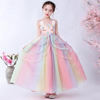 童装女宝宝连衣裙小女孩夏装公主裙公主儿童裙子