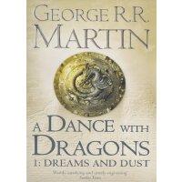 冰与火之歌 英文原版 A Dance With Dragons: Part 1 Dreams and Dust (A