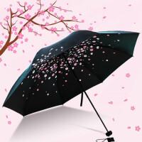 彩胶铅笔伞折叠伞迷你女晴雨伞两用伞生活家居日用生活日用雨伞雨具