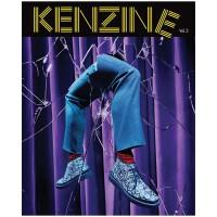 【预订】Kenzine: Volume Vol 3卫生纸+高田贤三Vol 3摄影艺术图书
