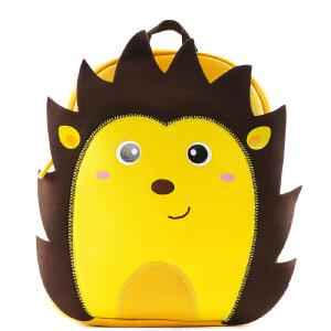 新品幼儿园书包可爱卡通男孩女孩双肩背包防走失小背包