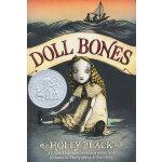Doll Bones (2014年纽伯瑞银奖小说,精装)ISBN9781416963981