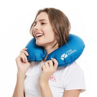 户外装备充气u型枕睡枕便携旅游露营舒适护颈枕 支持礼品卡支付