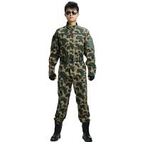 户外作训野战耐磨耐穿作战服迷彩套装作战服户外军装军迷服饰耐磨军训服工装服 特种兵 特种兵