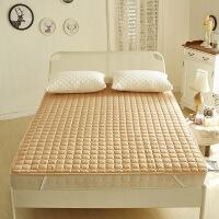 酒店白色滑席梦思床垫双人1.8m色榻榻米垫子T