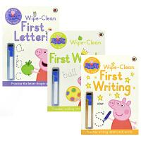 【首页抢券300-100】Practise With Peppa Wipe-Clean English Collecti