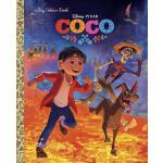 【预订】Coco Big Golden Book (Disney/Pixar Coco)