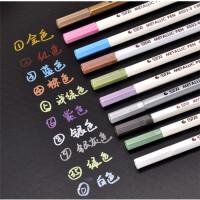 Sta斯塔3330/6551水性油漆笔 签名笔 高光笔 水彩笔DIY相册笔 (10色)