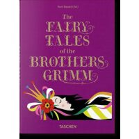 The Fairy Tales of the Brothers Grimm格林童话故事 艺术书籍TASCHEN