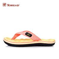 探路者夏季户外情侣按摩脚底沙滩鞋拖鞋TFHE81730/82730
