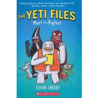 The Yeti Files#1 雪怪档案1 ISBN9780545789394