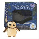 The Owl Who Was Afraid of the Dark猫头鹰 英文儿童互动读物 趣味童书