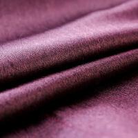 窗帘成品落地窗卧室加厚遮光 现代简约 窗帘纯色布料飘窗阳台定制