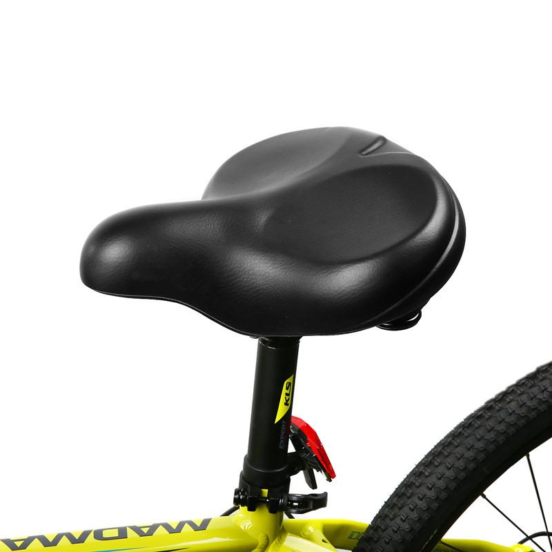 骑行装备山地自行车  可调节舒适软座垫大坐垫大屁股鞍座弹性配件 品质保证 售后无忧 支持礼品卡付款