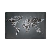 广博(GuangBo)大号书写桌垫700*450mm/办公用品 世界地图NC2884