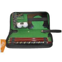 GASLION/格狮伦高尔夫推杆练习套装-拉链包GGRF008室内练习器礼盒