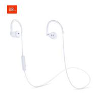 【当当自营】JBL UA HEARTRATE 白色 智能心率监测版 挂耳式 无线蓝牙运动手机耳机耳麦